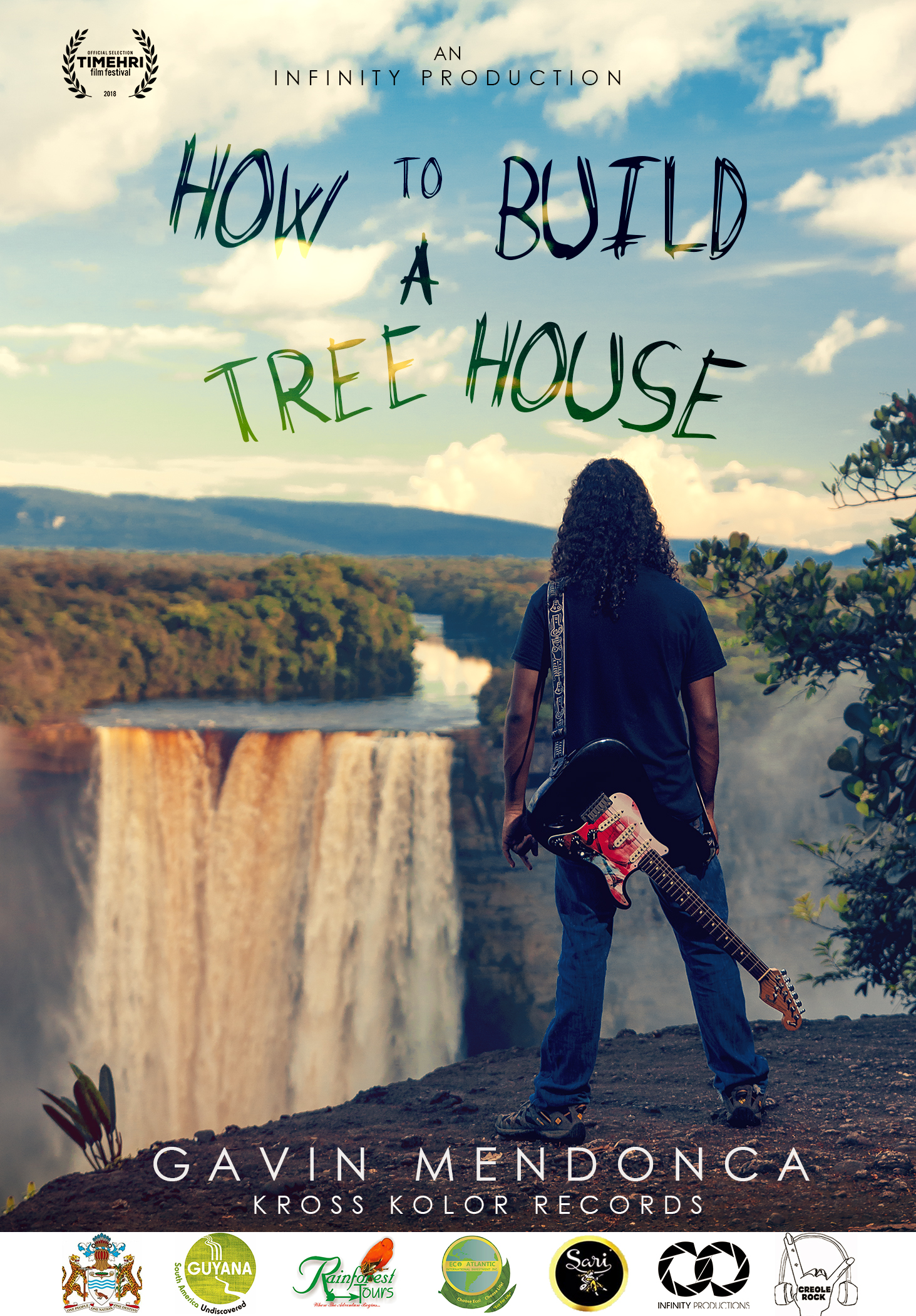 How to Build a Treehouse - Poster