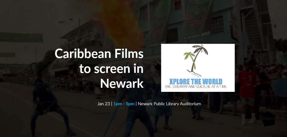 Caribbean Films Screening in Newark